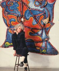 Elizabeth Murray: 1981 Slide Lecture