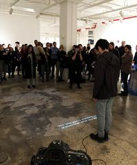 Thesis Part I: Closing Reception