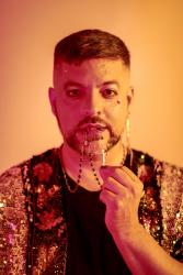 Miguel Gutierrez Portrait