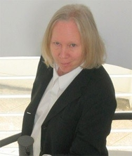 Valerie Jaudon Portrait