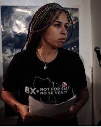 Shellyne Rodriguez portrait