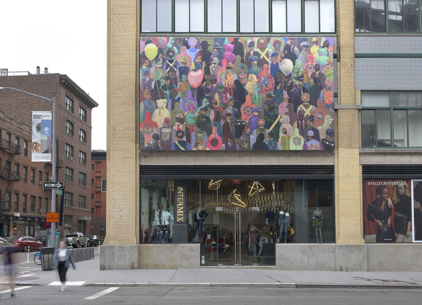 Derek Fordjour at the Whitney Museum Feature Image