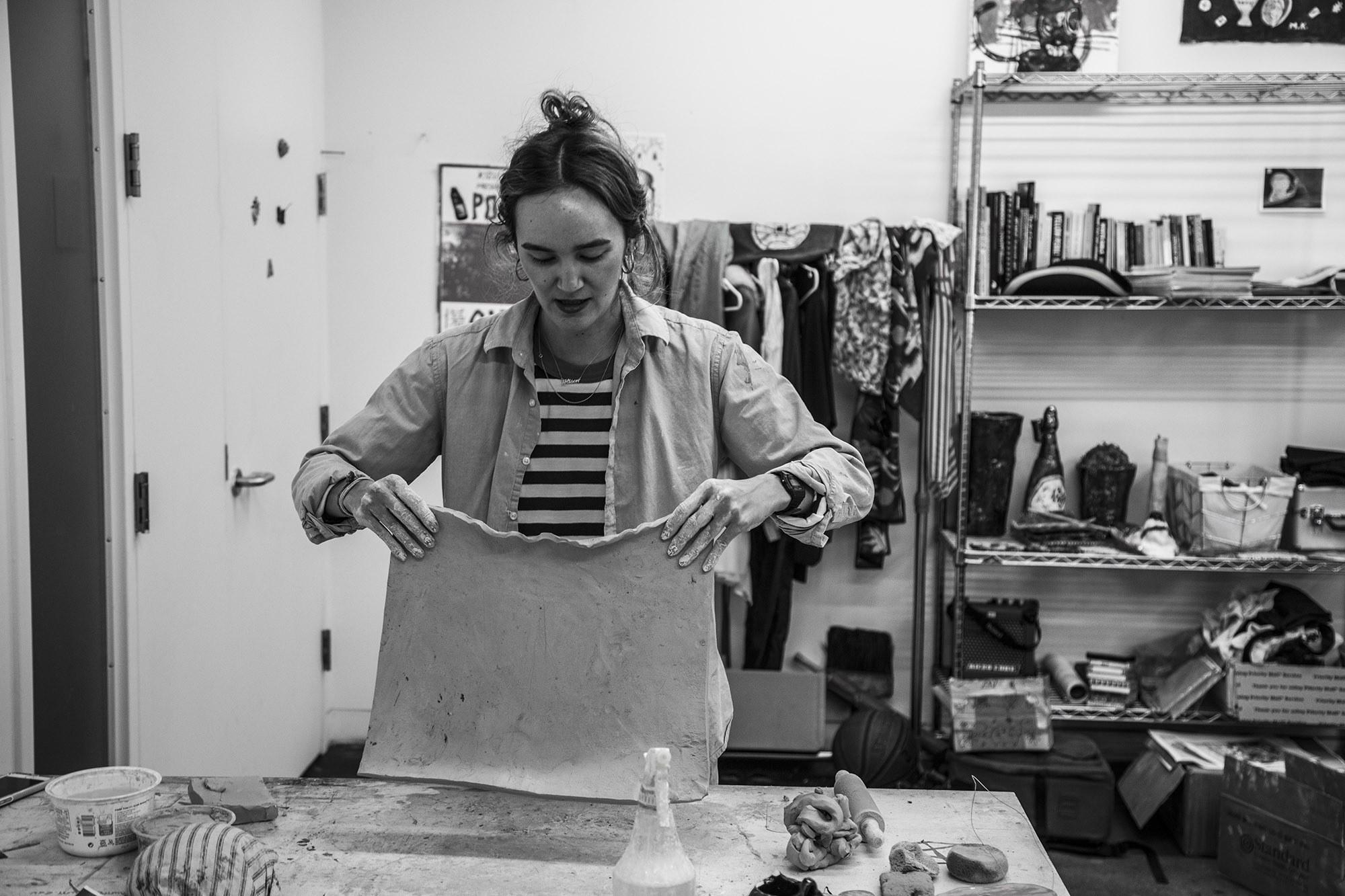 Alison Kizu-Blair Studio Image