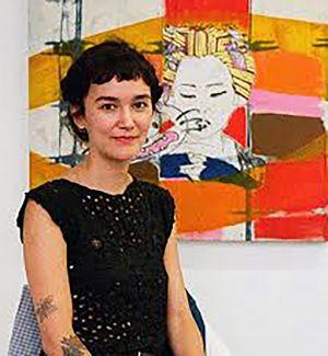 Alison Kizu-Blair portrait