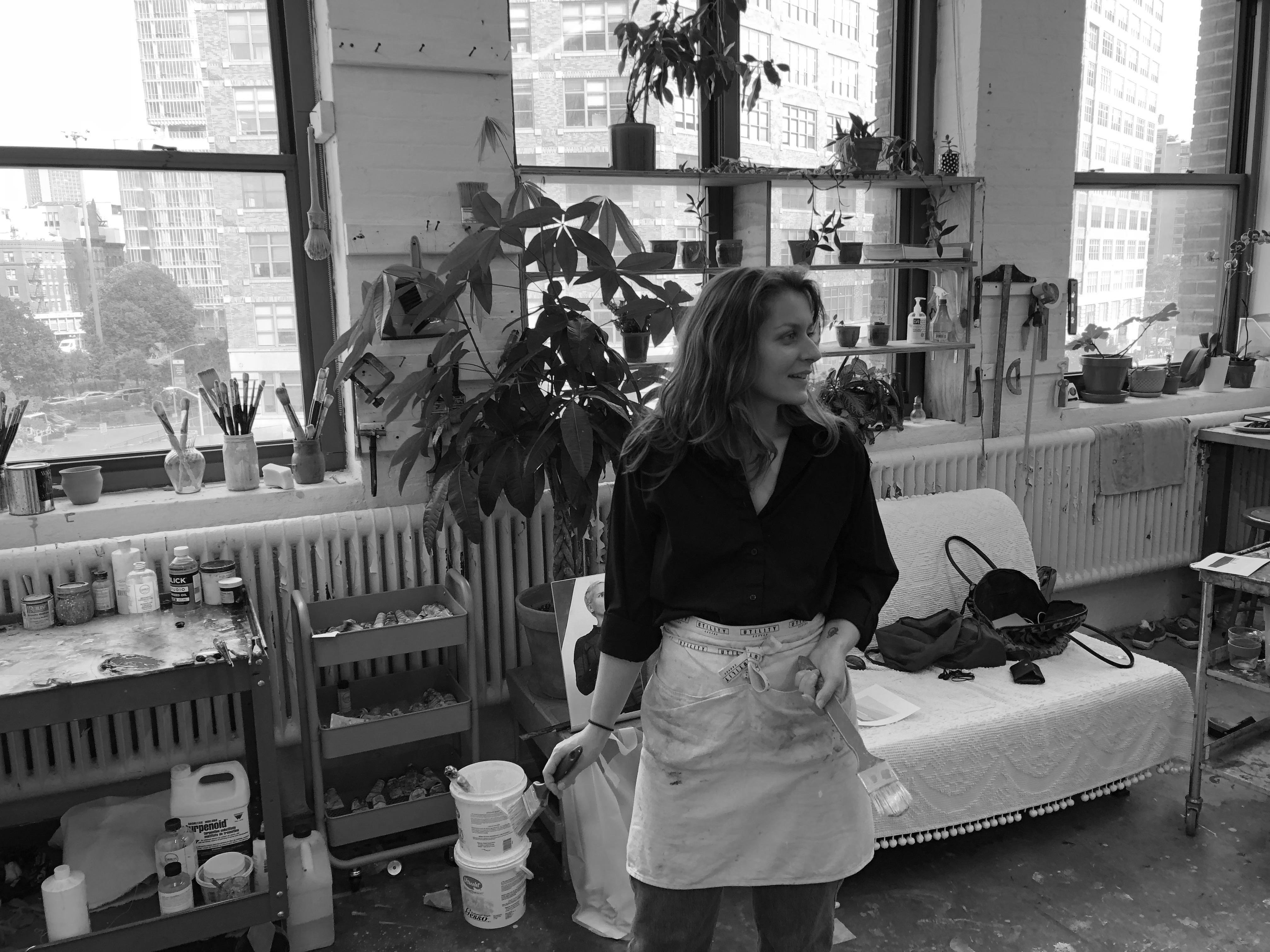 Amanda Brown Studio Image