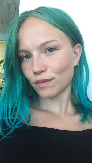 Anna Sofie Jespersen portrait