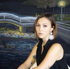 Danielle Roberts portrait