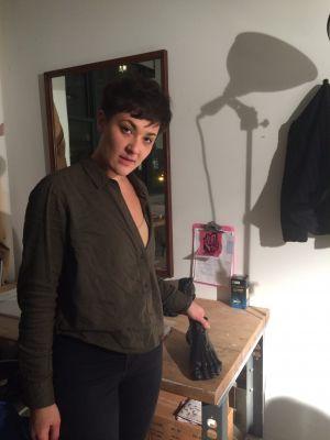 Jessi Li portrait