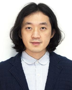 Jiwoong Jang portrait