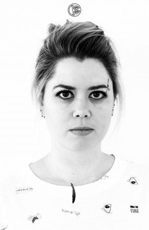 Johanna Strobel portrait