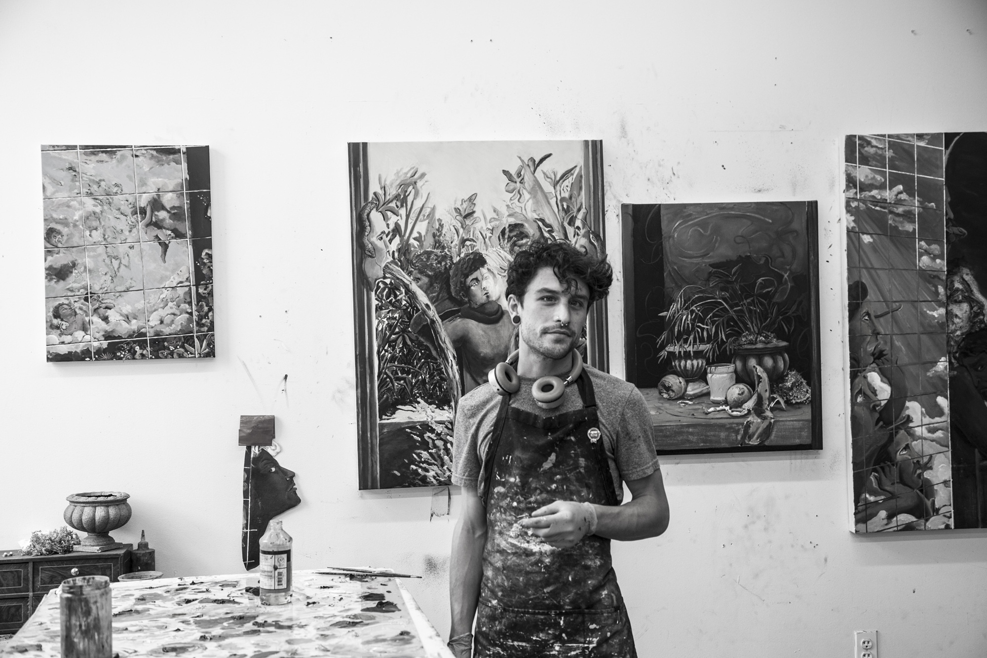 Jordan Artim Studio Image
