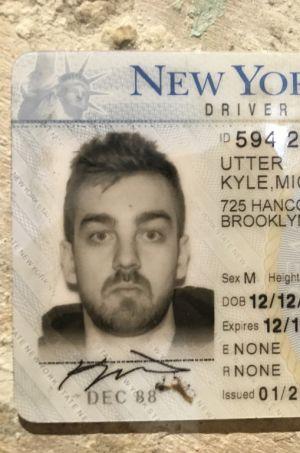 Kyle Utter portrait