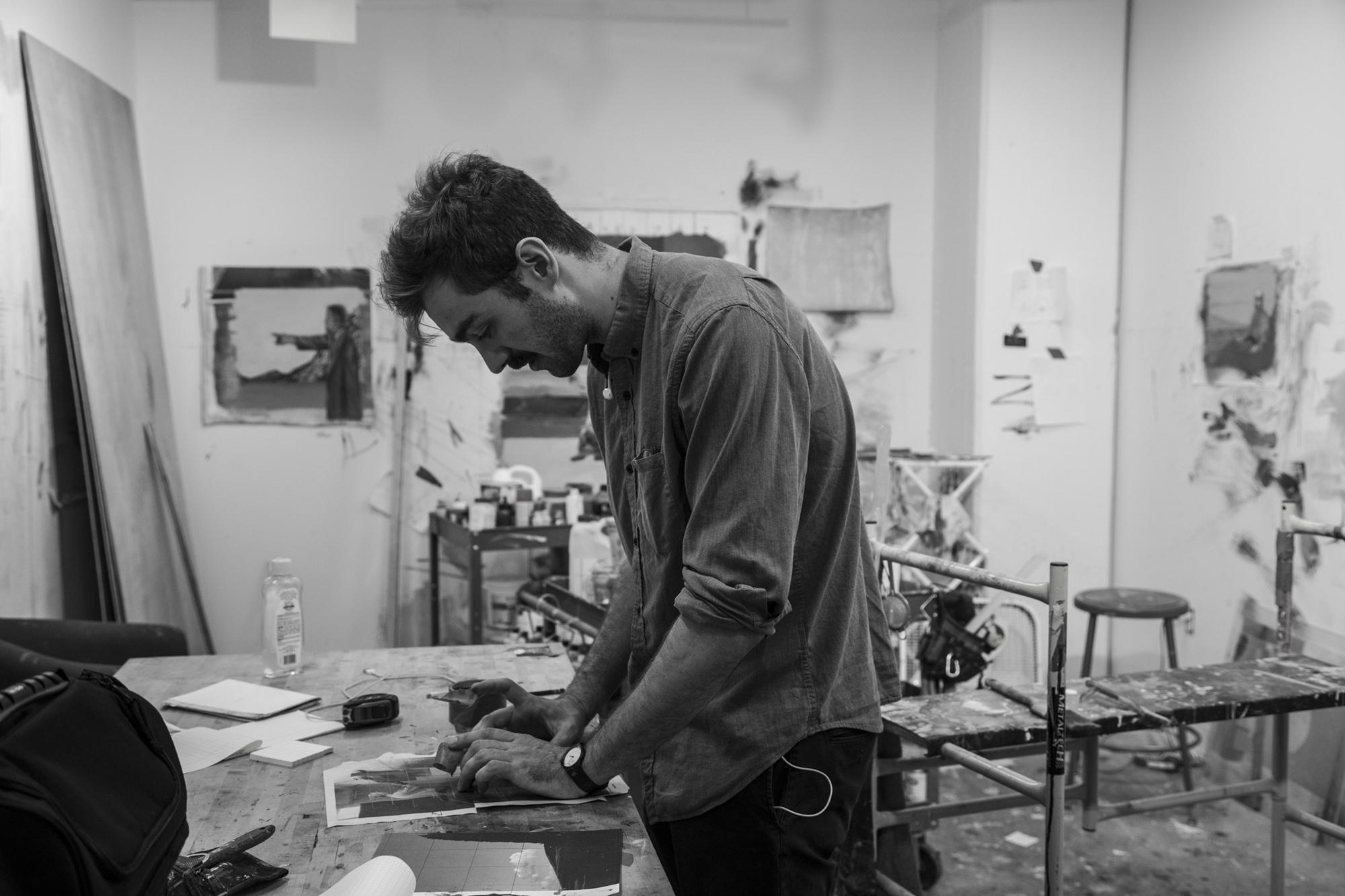 Kyle Utter Studio Image