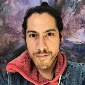 Leo Madriz portrait