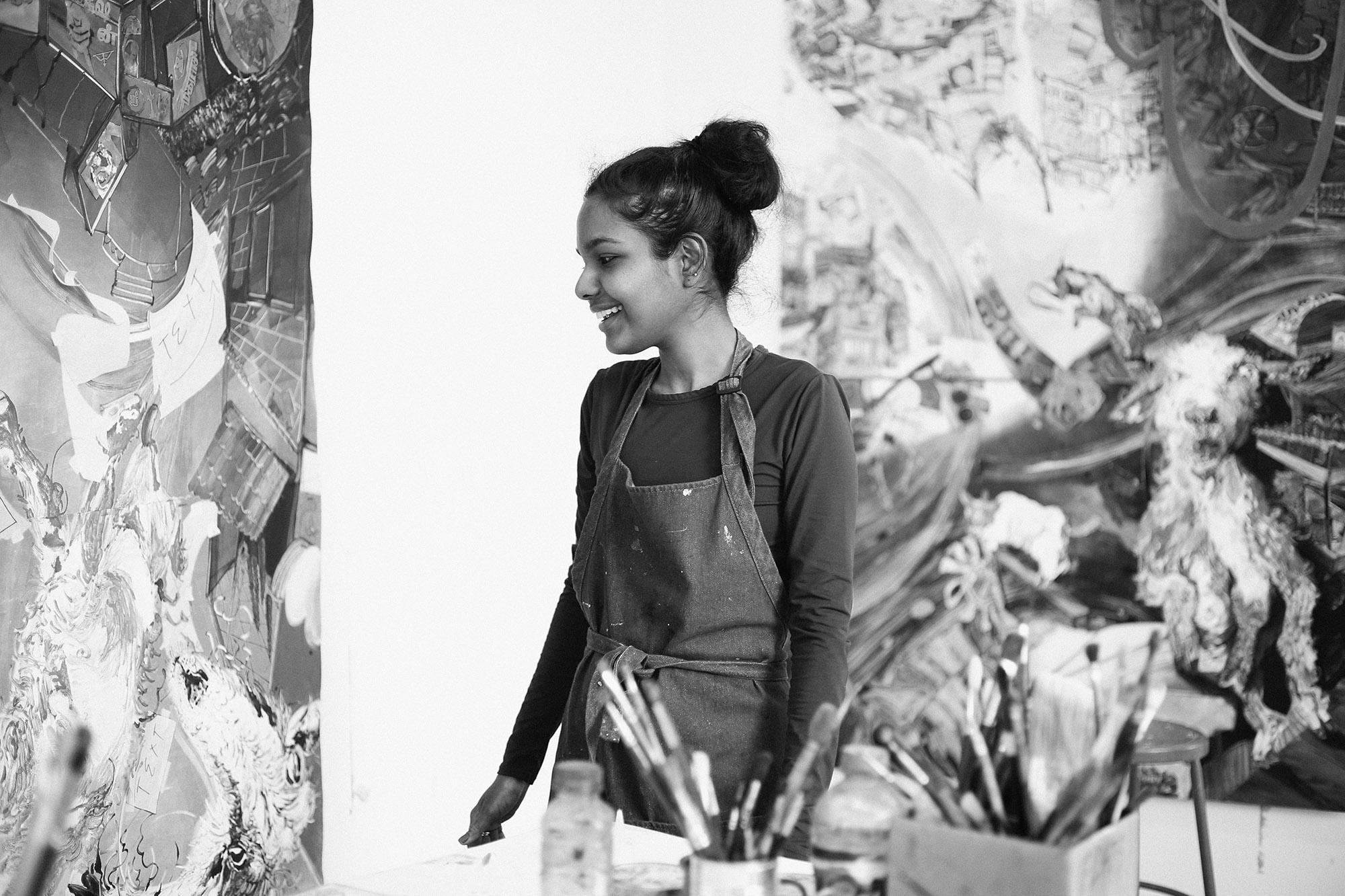 Madhini Nirmal Studio Image