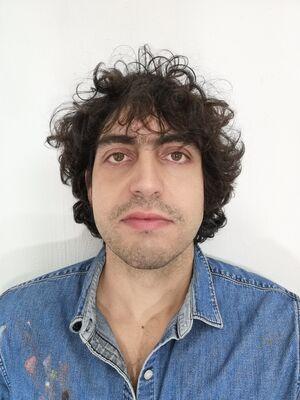 Rafael Yaluff portrait