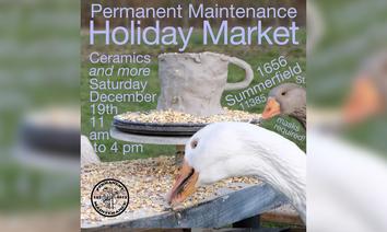 Permanent Maintenance Holiday Market